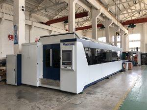 Máquina de corte a laser de chapa metálica CNC de 12mm | Preço 3KW 2KW 1KW 500W da máquina de corte do laser da fibra