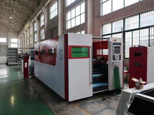 1325 1530 500 w 750 w 1000 w 1500 w 2000 w 4mm de aço inoxidável máquina de corte a laser de fibra de folha de ferro automático para venda