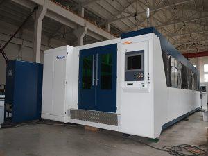 2017 Mais popular folha de metal cnc preço da máquina de corte a laser em Dubai