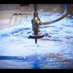 3d jato de água da linha central do cnc jato de água da máquina jato de água de aço inoxidável de alta pressão