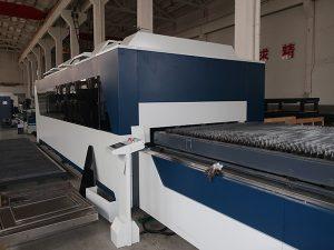 Máquina de corte do metal do laser da fibra do cnc de 500w 750w 1000w 1500w