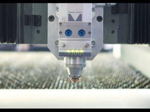 Máquina de corte do laser da fibra do nWight 700W para o laser que corta a folha de cobre de 2mm