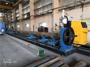 tubulação do cnc da máquina de corte do laser do tubo com 3 anos de garantia