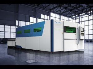 Máquina de corte do laser da fibra de ACCURL IPG 4000W corte do perfil do tubo da tubulação do laser do preço 4kw de 2000 x de 6000mm