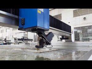 Máquina de corte por jato de água ACCURL para corte a jato de água de metal, pedra, vidro, aço