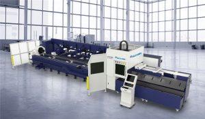 Máquina de cuper a laser de tubo Accurl