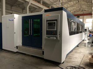 Projeto da máquina de corte do laser do metal dos fornecedores do corte do laser do feixe, cortador do metal do laser para a venda