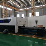 Cnc 500 w gravador multifunções folha e tubo de fibra de metal máquina de corte a laser