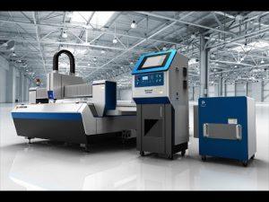Máquina de corte IPG do laser do CNC 500W 700W 1000W - máquina de corte do laser da fibra