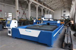 cnc plasma e máquina de corte de chama / preço da máquina de corte plasma / cnc cortador de plasma