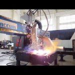 Máquina de corte plasma cnc para hypertherm® hpr260xd hpr400xd chapa de aço plasma