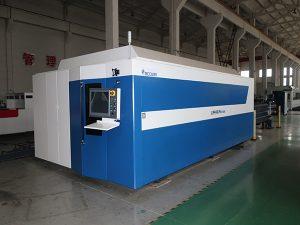 máquina de corte do lasere do aço carbono