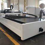 Máquina de corte do laser da fibra da tubulação do metal 500W