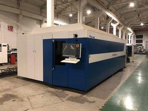 Alta potência CNC máquina de corte a laser de fibra para trabalhos de corte a laser de loja de corte a laser de aço inoxidável