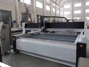 Máquina de corte de aço de alta pressão da máquina de corte waterjet
