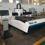 Venda quente cnc máquina de corte a laser de fibra de metal de folha de corte a laser preço da máquina