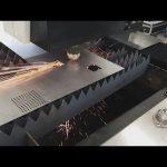 como china precisão 700 w 1000 w fibra folha de metal cnc máquina de corte a laser para aço inoxidável