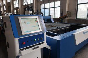 máquina de corte do plasma da chama do cnc da placa de aço para a indústria da construção civil 4200mm x 16800mm do navio