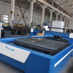 máquina de corte automática do plasma do cnc do hypertherm, cortador industrial do plasma do cnc