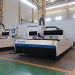 Made in china 500 w 1kw 2kw 3kw cnc folha de metal da fibra de corte a laser preço da máquina