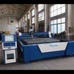 máquina de corte plasma 2000x6000mm para alta definição mesa de plasma cnc máquina de corte