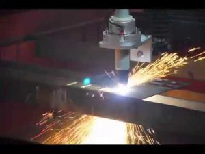 máquina de corte plasma para cuttting folha matal   hypertherm powermax125