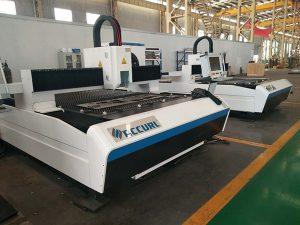 máquina de corte de aço inoxidável profissional do laser do equipamento de processamento do aço carbono