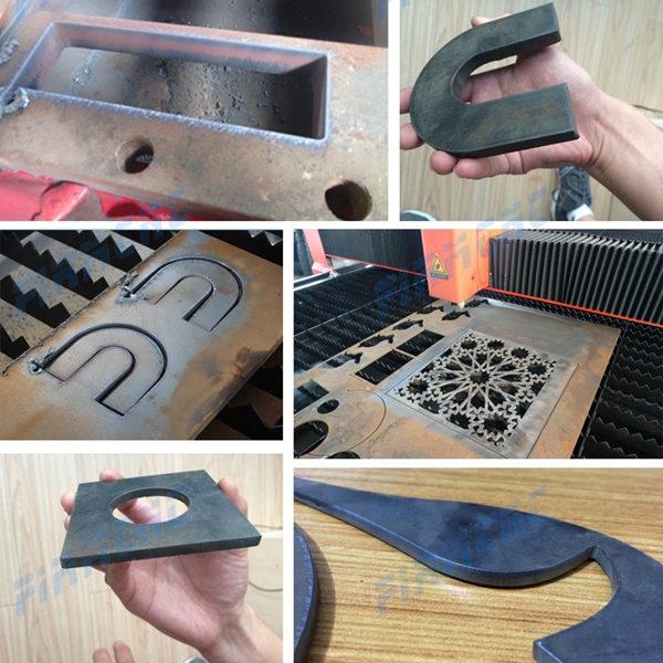 Amplamente utilizado 1325 CNC Plasma Cortador CNC Plasma Cutting Machine
