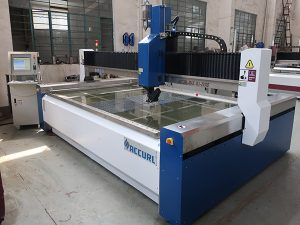 máquina de corte waterjet abrasiva