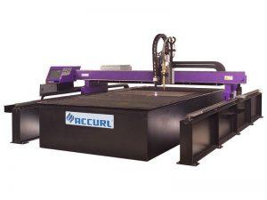 melhor preço de aço inoxidável cnc máquina de corte plasma
