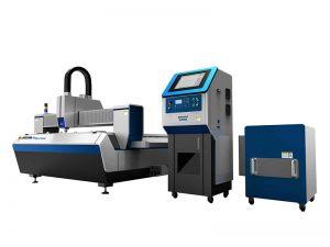 melhor placa alta do tubo da praticidade máquina de corte integrada do laser da fibra óptica para o metal