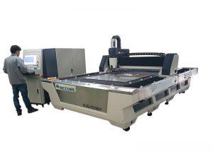 máquina de corte do laser da fibra do metal do cnc 500w para a venda