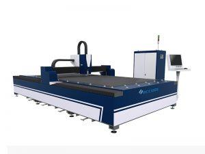 China O preço o mais barato barato econômico o mais popular barato da máquina de corte do laser da fibra de QIGO para cortar folhas de metal