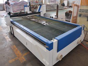 máquina de corte do plasma do cnc do aço inoxidável da chapa metálica do carbono
