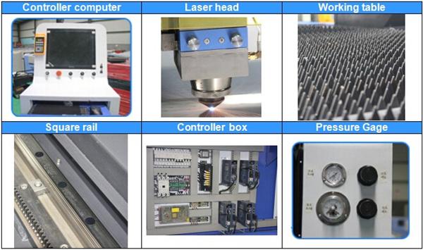máquina de corte a laser china 2