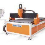 Auto fonte de gás cnc plasma máquina de corte plasma cortador de aço perfeito movimento paralelo