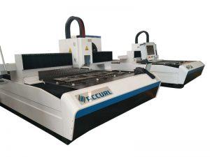 barato cortador da chapa metálica do laser da fibra óptica 4000mm do cnc 2000w ipg for sale