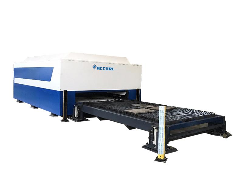 cnc laser máquina de corte de vídeo