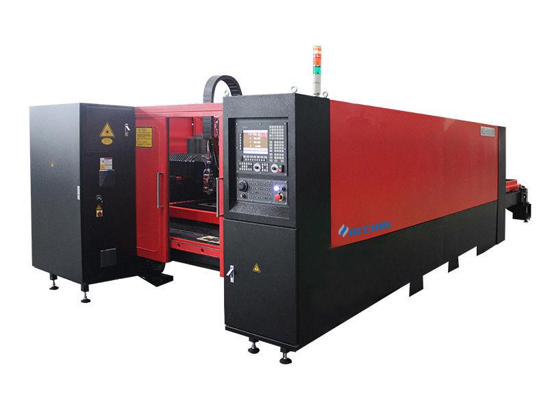 máquina de corte do metal do laser do cnc