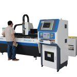 Made in china cnc tubo de corte a laser preço da máquina / tubo cnc aço cortador de laser