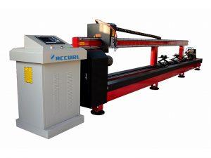 máquina de corte do perfil do tubo do cnc