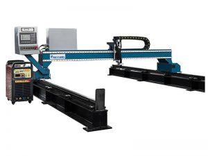 precisão cnc plasma máquina de corte de aço / messer cnc cortador de plasma