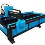 China fornecedor cnc mesa plasma / máquina de corte de chama para produtos mecânicos