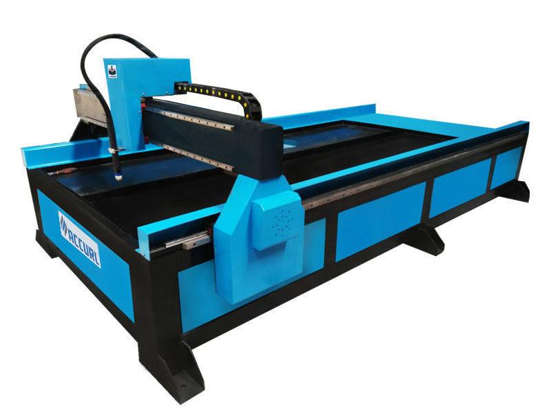 fornecedores de máquina de corte plasma cnc