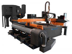 máquina da tabela do corte do plasma do cnc