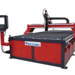 Máquina de corte a plasma cnc de mesa / baixo custo de corte cnc metal de máquina de plasma