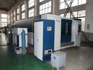 máquina de corte 1000w do tubo do laser da fibra