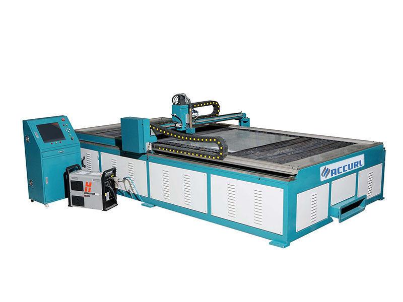 máquina de corte a plasma de alta definição