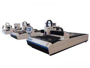 máquina de corte de alta velocidade do laser da fibra para a ferramenta industrial das peças da maquinaria