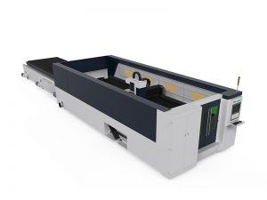 requintado feixe de laser folha de metal da fibra de corte a laser preço da máquina